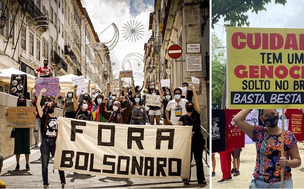 Povos indígenas denunciam Bolsonaro no Tribunal Penal Internacional, em Haia, por genocídio