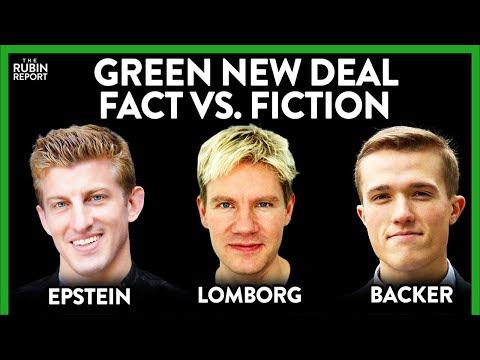 A Green New Deal Warning: Bjorn Lomborg, Alex Epstein, Benji Backer | ROUNDTABLE | Rubin Report