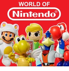 "WORLD OF NINTENDO 4"" FIGURES SERIES 6"