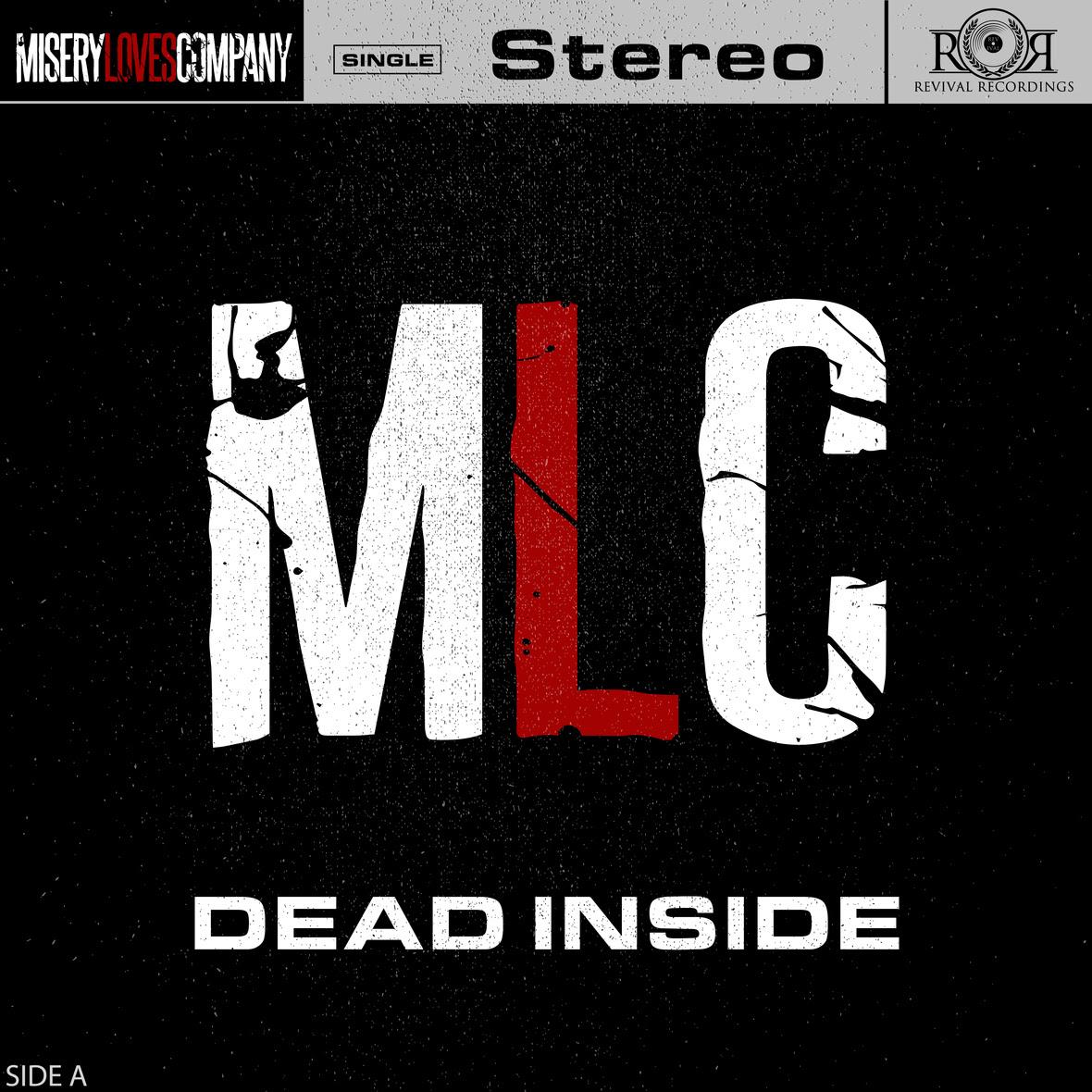 MLC Dead Inside Single Art