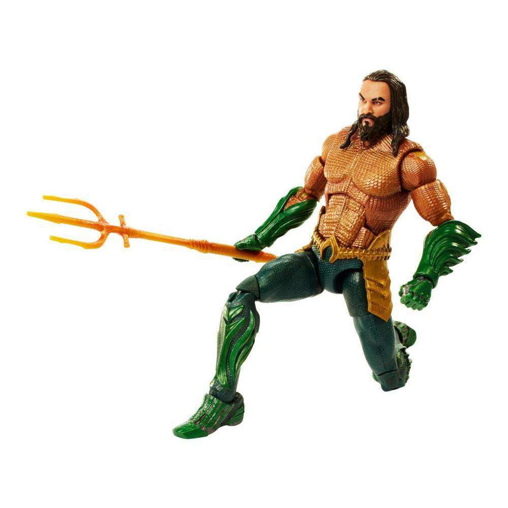Image of Aquaman DC Comics Multiverse - Aquaman - (Collect & Connect Trench Warrior)