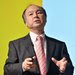 Masayoshi Son, the founder and chief executive of SoftBank.