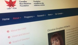 Canada: Hamas-linked Muslim group crows, government mum on firing of Christine Douglass-Williams from race board