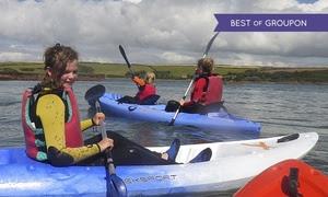 Family Activity Holiday in Pembrokeshire, Scotland, Devon or Surrey
