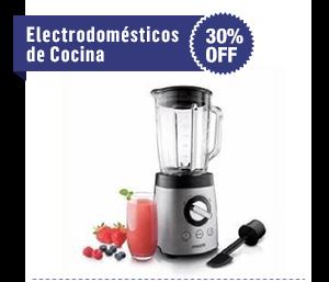 Electrodomésticos de Cocina - 30% OFF. Desde $349