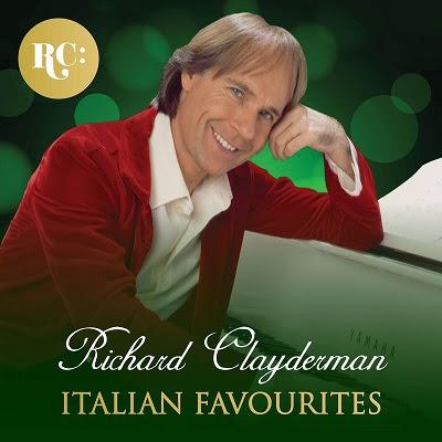 Richard Clayderman – Italian Favourites (2017)