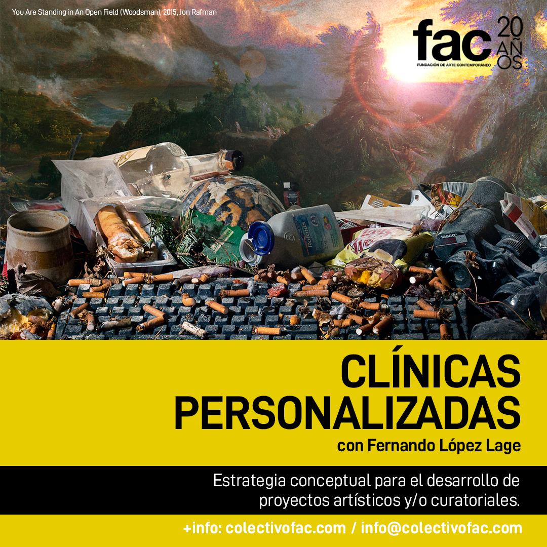 Clínicas personalizadas con Fernando López Lage