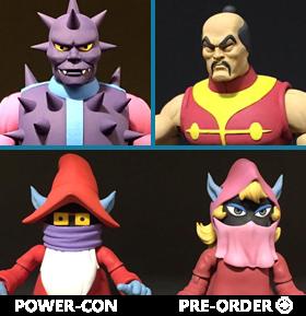 POWER-CON EXCLUSIVES
