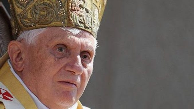 WikiLeaks emails reveal Conservative Pope Benedict was forced to resign by Deep State operatives