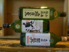 Sake Bottles September 2016 E