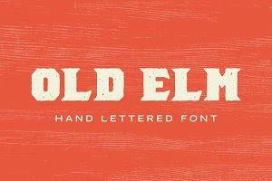 Old Elm Font