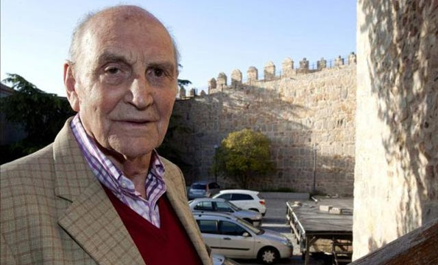 El poeta Marcos Ana. EFE
