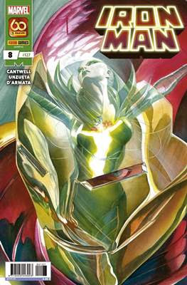 El Invencible Iron Man Vol. 2 / Iron Man (2011-) (Grapa - Rústica) #127/8