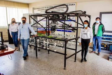 """Crean sistema robótico para optimizar """"control de calidad"""" en el sector agroindustrial"""