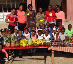 fruit day pre k elbast