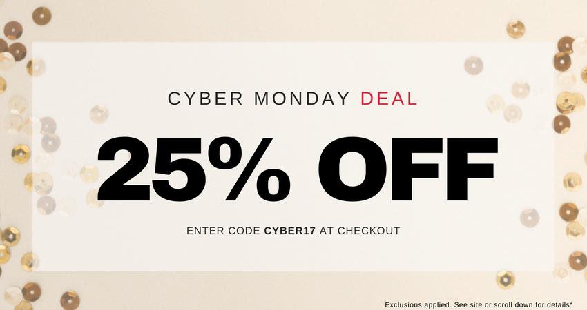 Cyber Monday Sale Beauty Trends