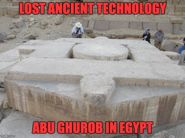 Lost Ancient High Technology Of Egypt 2017: Abu Ghurob  Sddefault