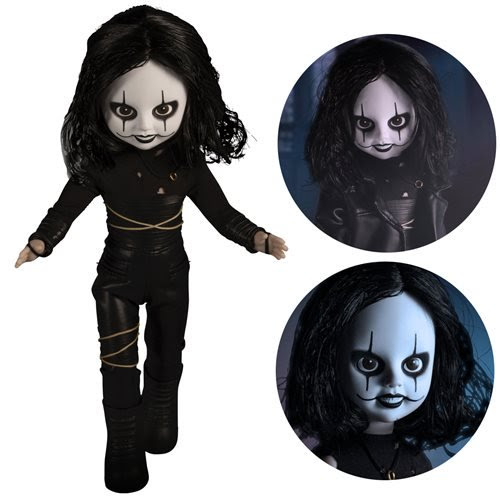 Image of Living Dead Dolls LDD Presents: The Crow