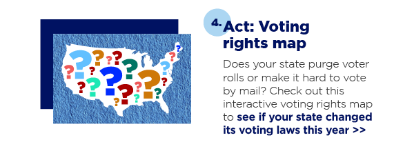 Act: Voting rights map
