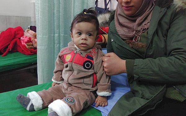 mohammed in hospital