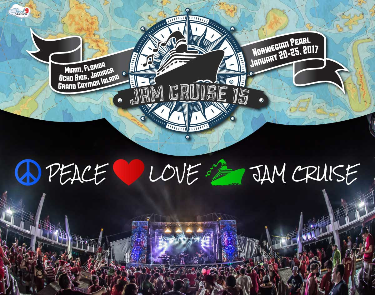 Cruising Into Fall with Jam Cruise