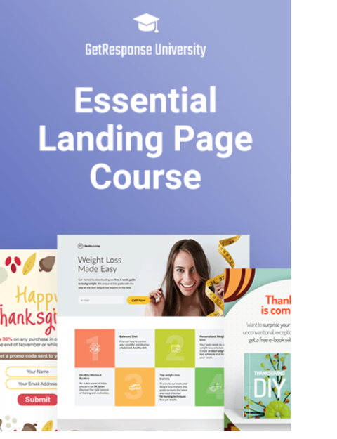 Landing Pages Essential Course