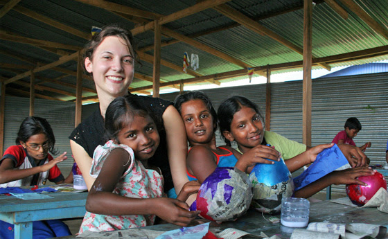 Overseas Volunteer Projects Summer Year 11 and 12 Students