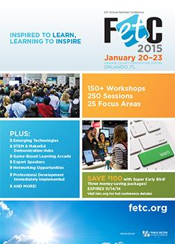 FETC 2015 Conference Brochure