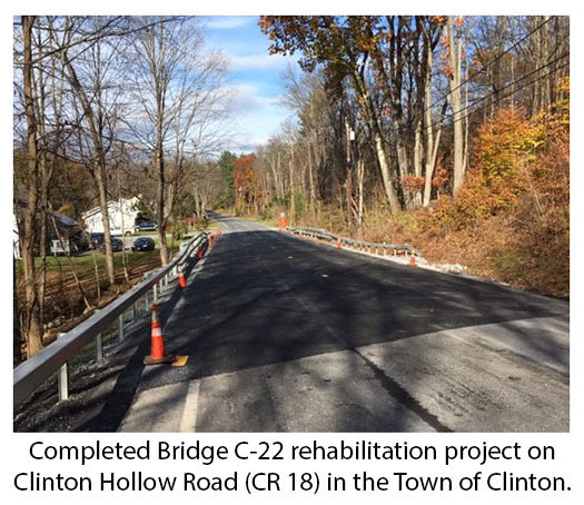 Clinton Hollow Road Bridge