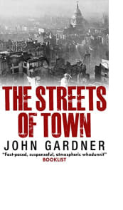 The Streets of Town by John Gardner