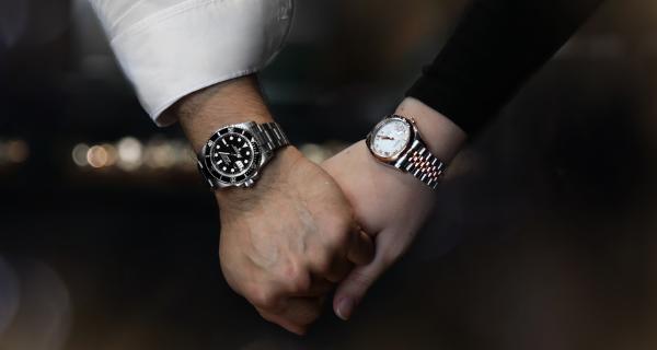 Engagement Watch Rolex