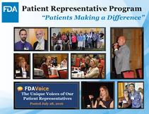 Unique Voice of Our Patient Reps