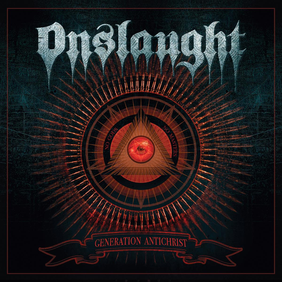 UK Thrash Metal Pioneers ONSLAUGHT Release Generation Antichrist Today Generation Antichrist Available via AFM Records