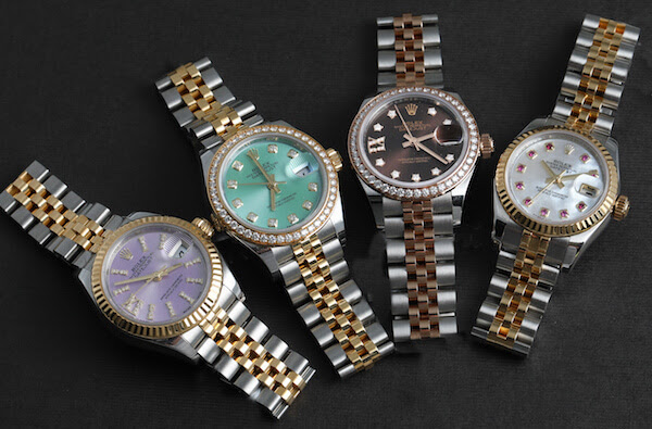 Datejust Ladies Two Tone