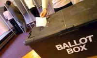 Small blog ballot