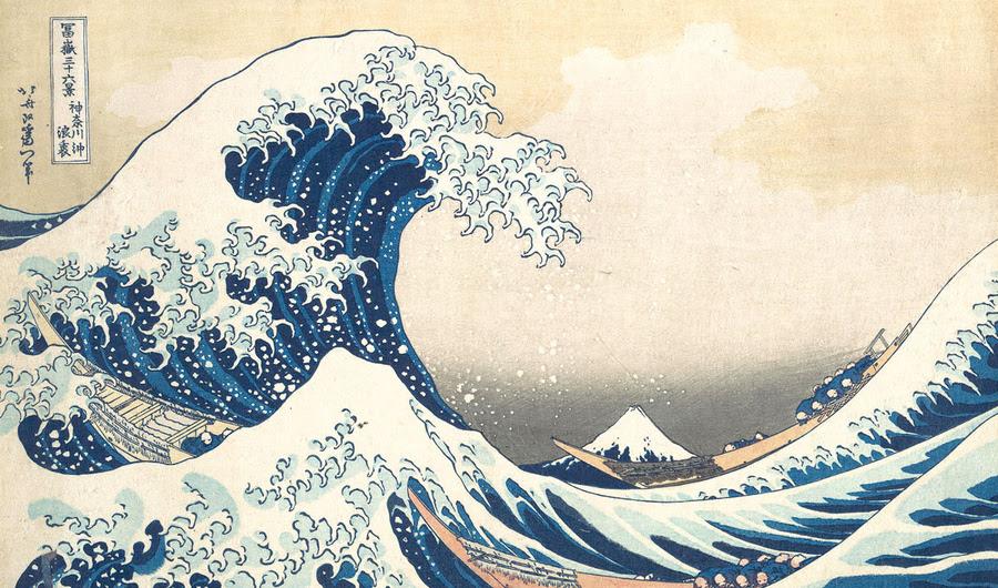 O Que Você Precisa Saber sobre Hokusai, pintor da grande onda