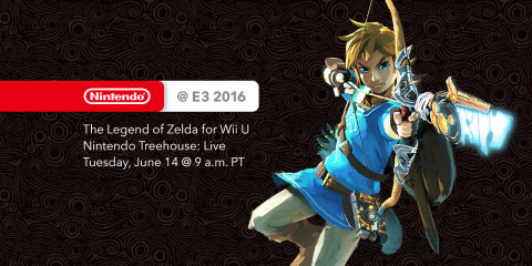 Nintendo's kickoff to the E3 show happens at 9 a.m. PT Tuesday, June 14, when Nintendo of America Pr ...