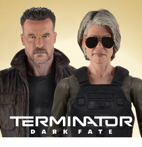 TERMINATOR: DARK FATE FIGURES