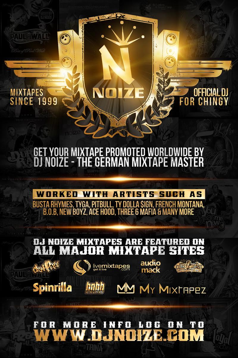 DJ Noize Mixtape Hosting