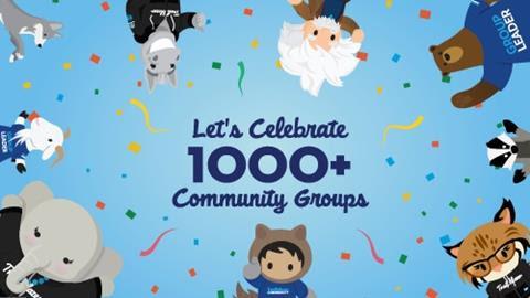 1000 Communities