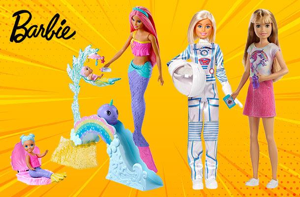 Mesehősök hétvégéje - Barbie
