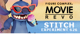 MOVIE REVO REVOLTECH STITCH