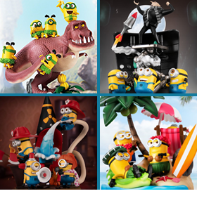 Minions D-Stage