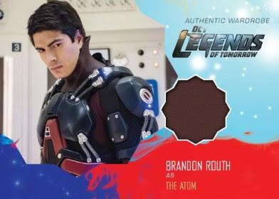 DC's Legends of Tomorrow Trading Cards Seasons 1 & 2 - Wardrobe Card - The Atom