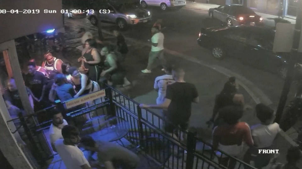 H2 gunman with misogynistic past kills 9 people in dayton oh