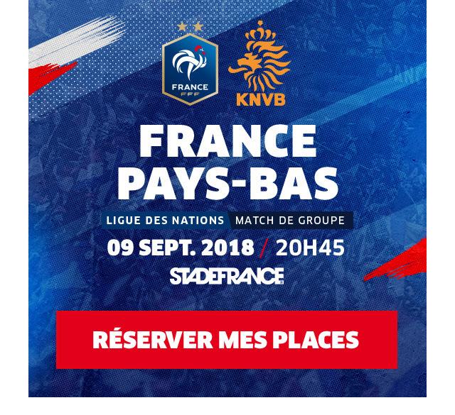 FRANCE / PAYS-BAS