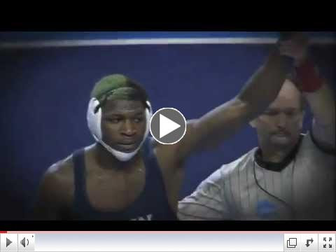 Ed Ruth (Penn State) - NCAA Wrestling Highlight