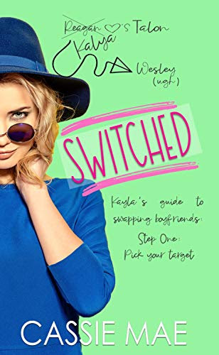 Cover for 'Switched'