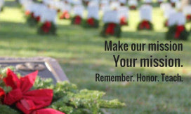 Remember, Honor, Teach