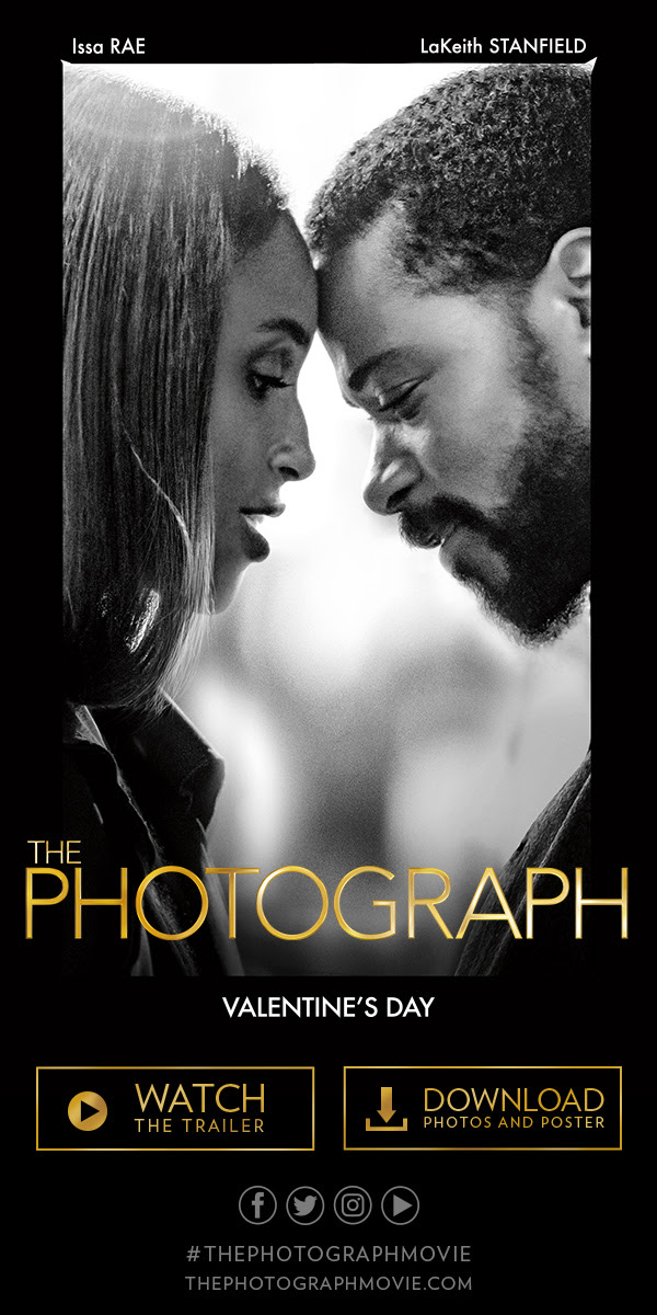 THE PHOTOGRAPH - Press Outreach